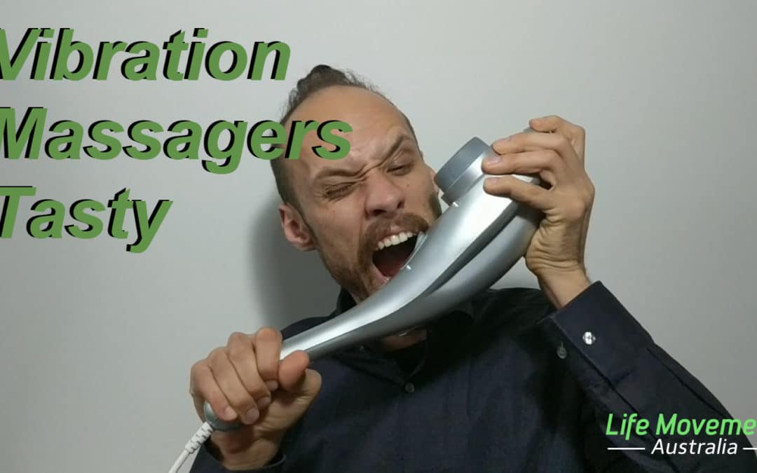Mobility Tools: Vibration Massager