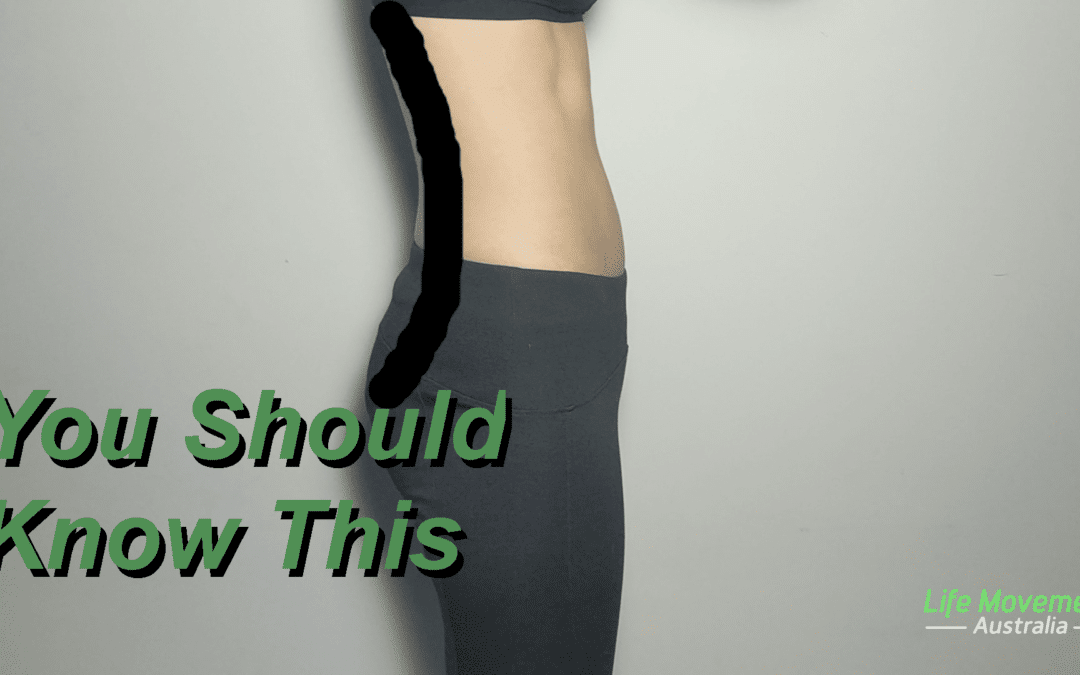 Posture Series: 'Core' key posture everyone should know.
