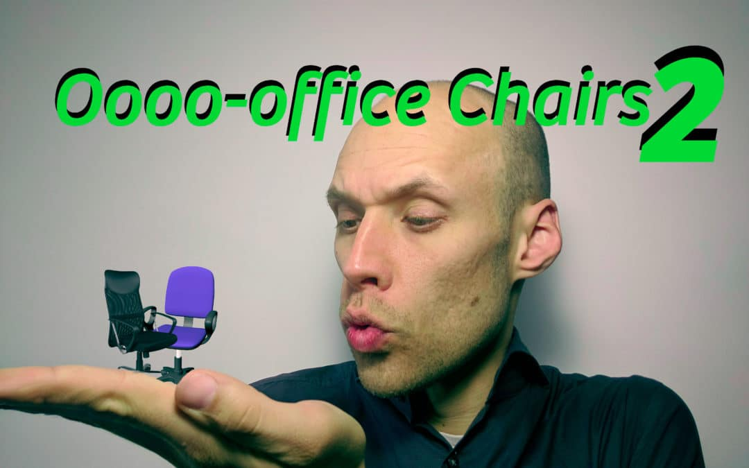 [Life Nugget] Office Chars 2: Return of the Backrest