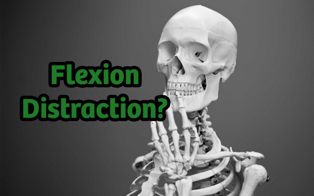 [Seminar Series] New Toy – Flexion Distraction